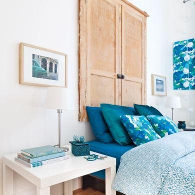 Récup' futée dans la chambre - Chambre - Inspirations - Décoration et rénovation - Pratico Pratique