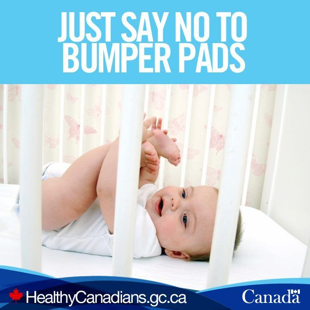 The dos and don'ts of decorating for baby: http://www.hc-sc.gc.ca/cps-spc/pubs/cons/child-enfant/sleep-coucher-eng.php#a51?utm_source=Pinterest_HCdns&utm_medium=social&utm_content=Dec15_BumberPads_ENG&utm_campaign=social_media_13