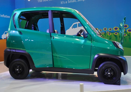 Bajaj Auto, India's second largest two-wheeler maker is all set to launch its quadricycle, codenamed as RE60 in the Indian auto industry.  #bajajcars #bajaj