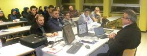 BİF (Belçika İslam Federasyonu) Üniversiteliler birimi 2012-2013 sezonunun ikinci seminerini UCL Mons üniversitesinde gerçekleştirdi. Açılış bu yıl itibariyle BİF Üniversiteliler birimi başkanlık görevini tamamlayan Adem Ersoy ve yerine yeni atanan Ömer Sıkıer'in selamlama konuşmalarıyla yapıldı. Altın Çağ Müslüman bilim adamlarının…