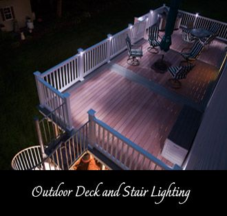 Best 25+ Outdoor Deck Lighting Ideas On Pinterest | Trex Decking, Deck  Stairs And Patio Lighting