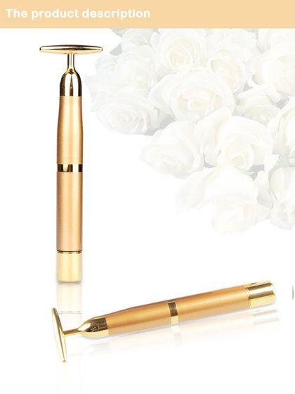 24K Gold beauty bar,instant V-shape face