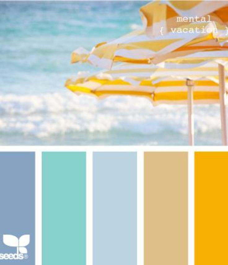 paletas casa colores paredes gama colores verano esquemas de color paletas de colores de colores playa