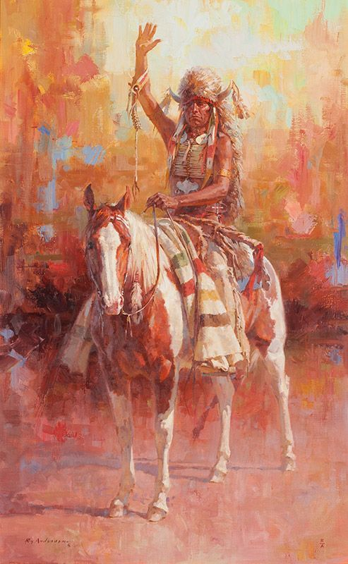 149 best Roy Andersen (Native Am. art.) images on Pinterest | Native american, Native american ...