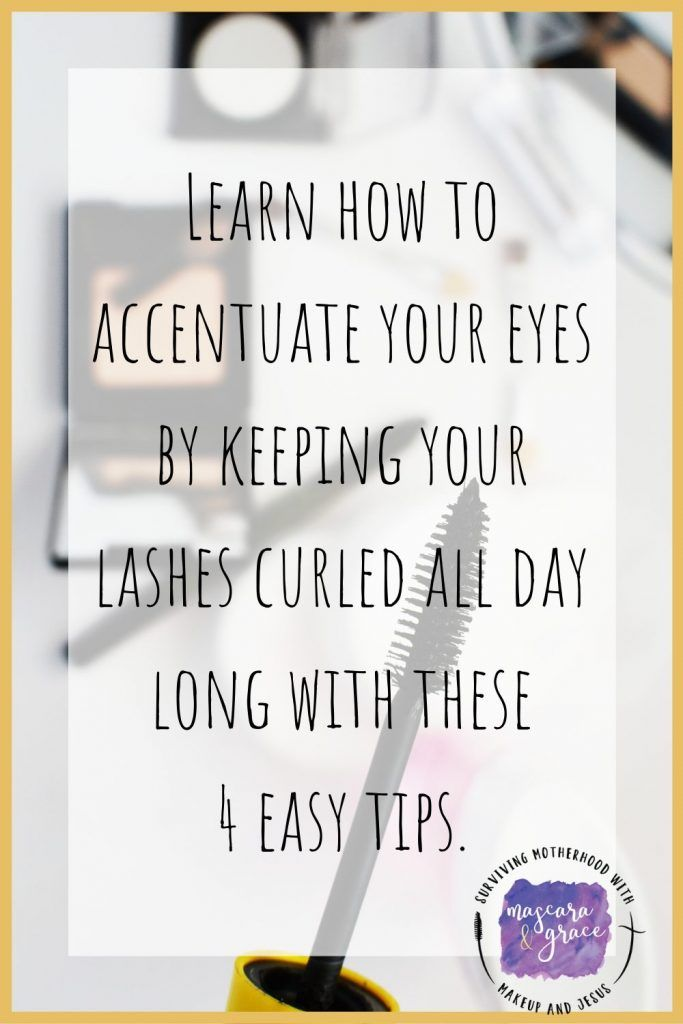 How to Use an Eyelash Curler & Keep Your Lashes Curled All ...