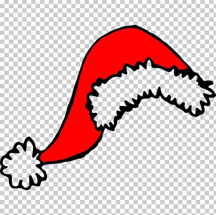 15+ Santa cap clipart black and white ideas