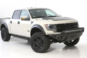 2010 - 2014 Ford Raptor SVT