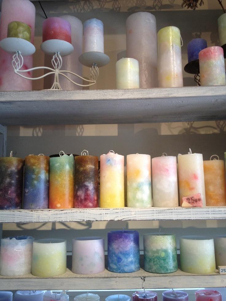 キャンドル;CANDLE SHOP kinari http://www.kinaricandle.com/