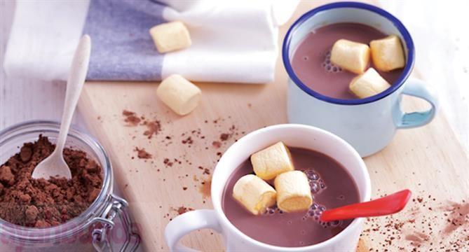 Hot Cokelat Ayahbunda.co.id