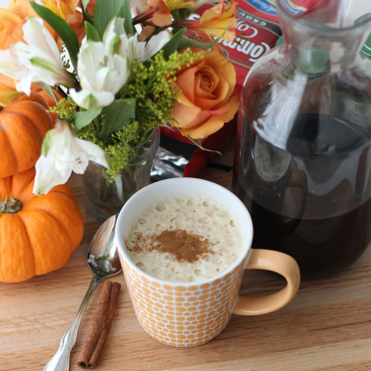 Pumpkin Spiced Coffee Concentrate from Living Well Kitchen