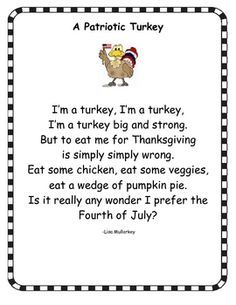 26 best Thanksgiving poetry for kids. images on Pinterest