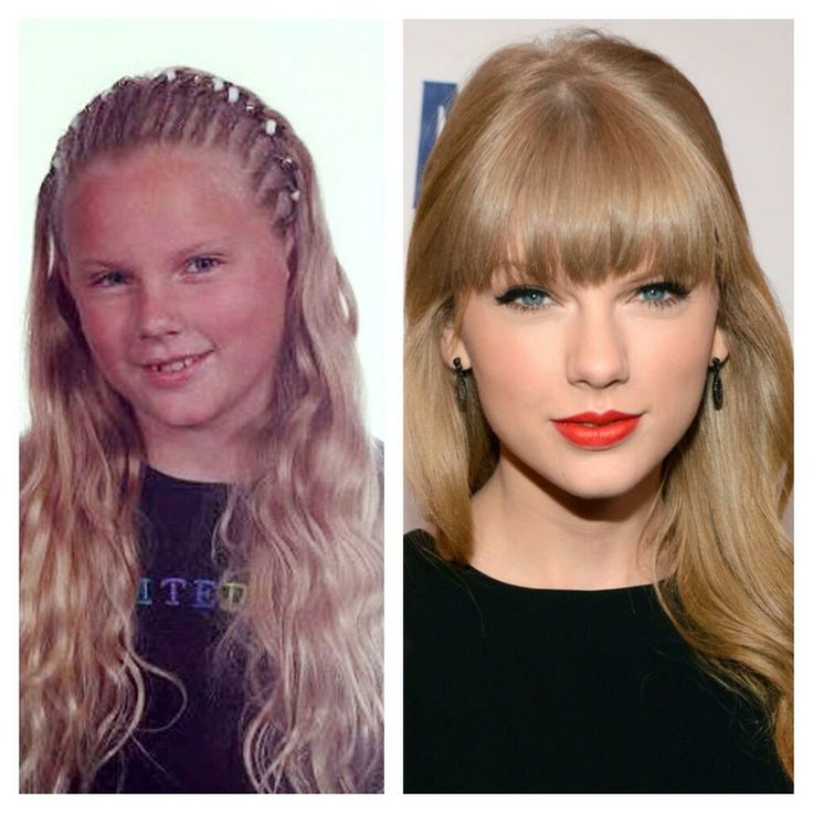 taylor swift before and after pinterest taylors