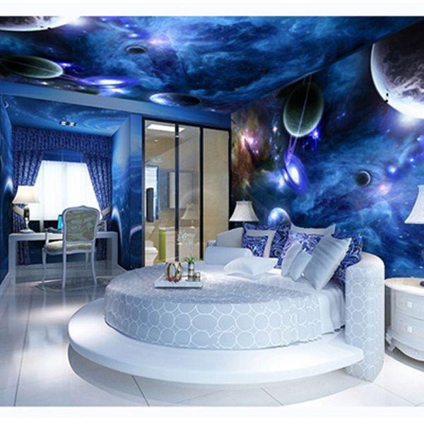 Более 25 лучших идей на тему «Обои потолок» на pinterest | Звезда