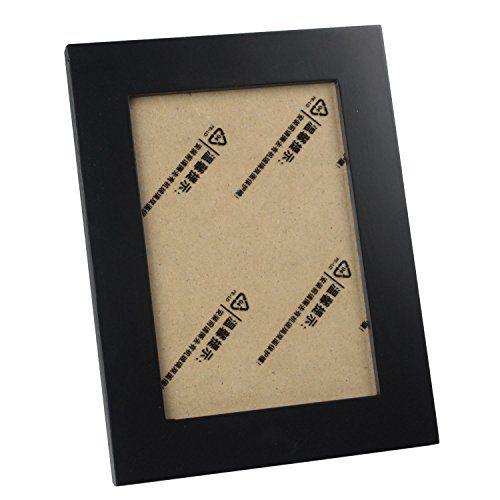 Umiwe(TM) Hang Wall Photo Solid Wood Frame Rectangular Plate With Organic Glass(Black, 5 Inch) With Umiwe Accessory Umiwe http://www.amazon.com/dp/B00LVTGLZM/ref=cm_sw_r_pi_dp_0Vvsub1DXHZKH get 3