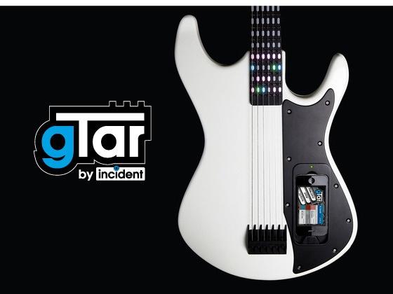 The First Guitar That Anybody Can Play  via Kickstarter.