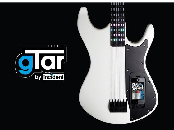 The First Guitar That Anybody Can Play  via Kickstarter.