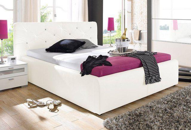 Jockenhofer Gruppe Polsterbett Modernes Bett Online Kaufen Bett Polsterbett Und Federkernmatratze