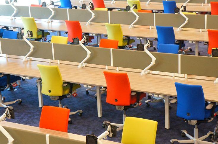 HÅG H05 at Hastings #colours #office #InspireGreatWork #design #Scandinavian