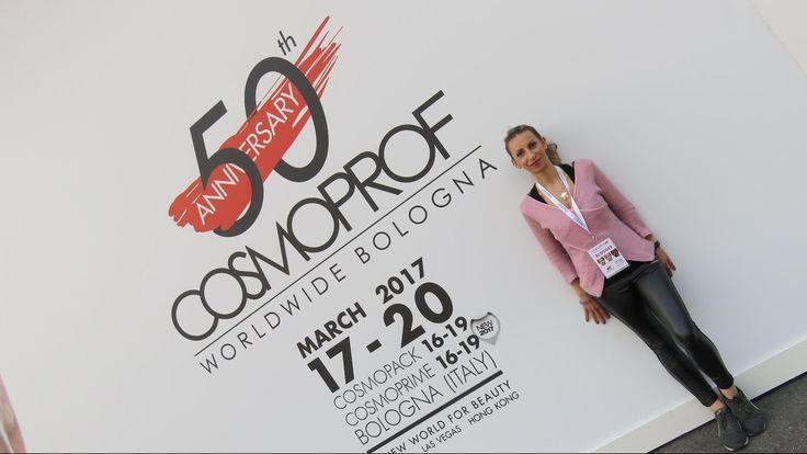 Welcome to Cosmoprof 2017 |  50^ Edizione