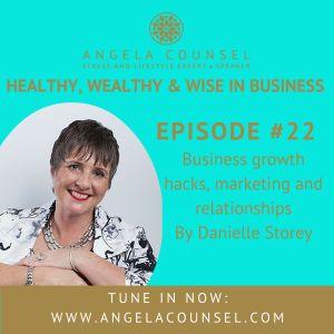 HWWB Episode 22 - Danielle Storey