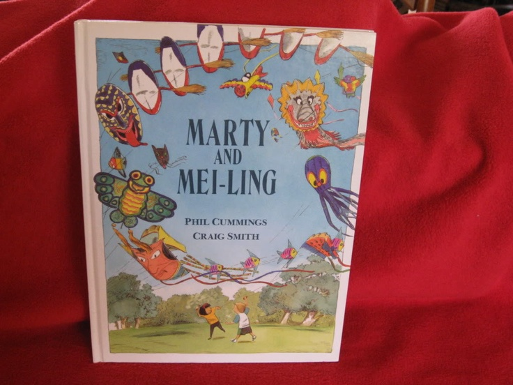 This book is also useful for Harmony Day and for the topic of bullying.