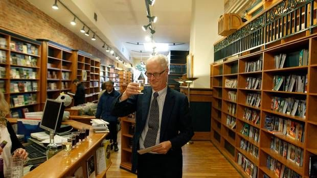"Farewell, Nicholas Hoare: Bibliophiles mourn shuttering of Toronto bookstore - Closing of shop where 'all the books are picked by review' marks end of an era for devoted customers who flocked to store on its last day of operation. So he worries about how Canadians will obtain the latest British releases after he closes the last of the three stores in Montreal, Ottawa and Toronto that once carried his name. ""Who's going to replace that stuff?"" he asks. ""Who's going to see that that…"