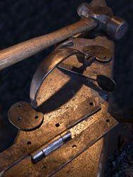 Old Smithy Shop   Hand Forged Hardware NH Blacksmith. Cabinet HardwareFurniture  Hardware