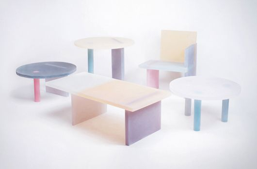 Haze collection by Wonmin Park  http://www.casatrendmag.it/1482/