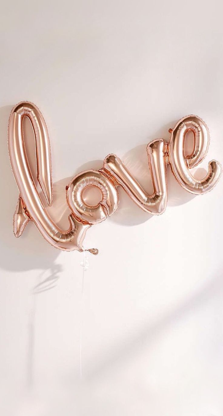 wallpaper girly cute rose gold cd5fcd749f47c8dc5680ed9d48593b64balloon banner gold home decor_3810077
