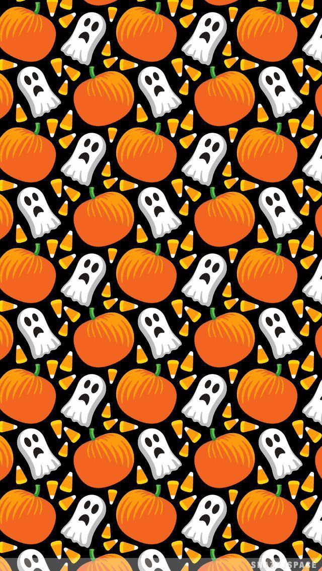 halloween orange and black wallpaper - photo #9
