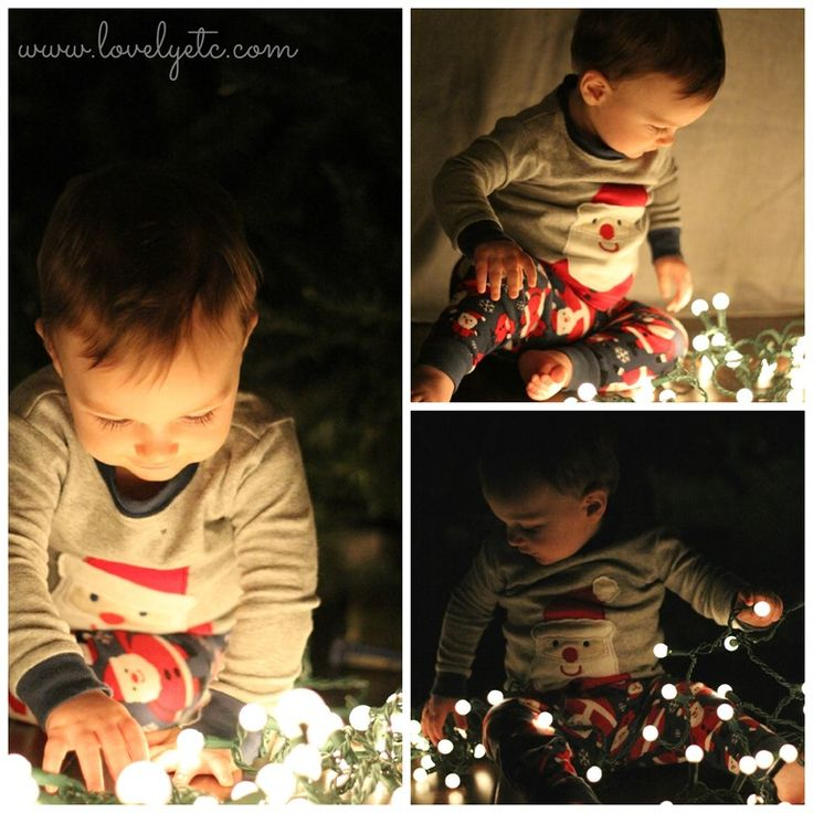 Tips for taking Christmas photos of your toddler - Lovely Etc.