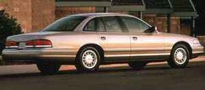 Crown Victoria...This is my current car and what a ride! Thanks for your service Hank the Tank