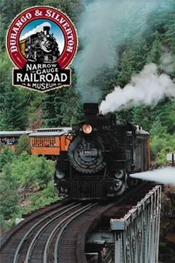 you definitely have to take this ride. it is so beautiful and a fun way to see the landscape - durango & silverton, colorado