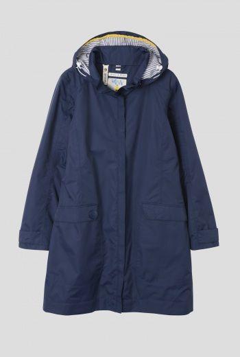 Waterproof cotton lined coat £99