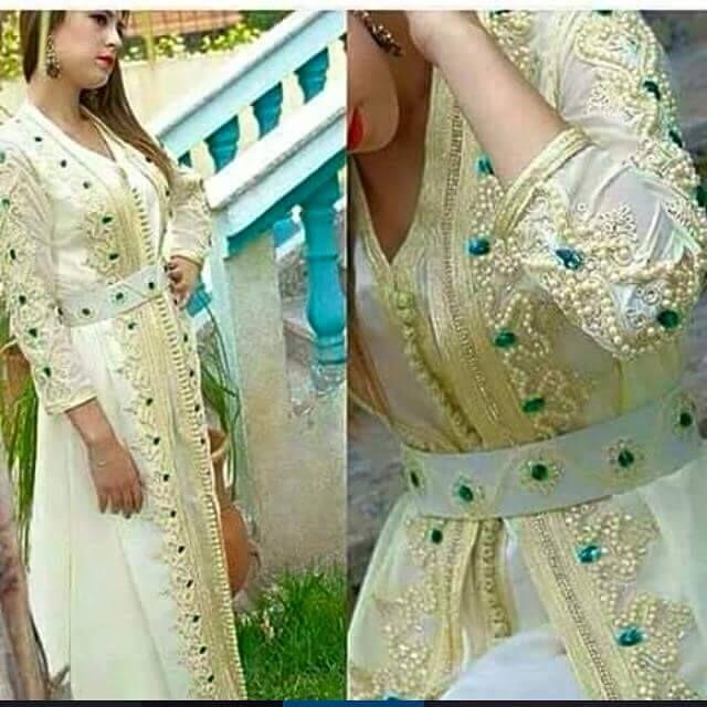 Caftan Marocain Boutique 2016 Vente Caftan au Maroc France: 10 Robes Caftan Marocain 2016 : Styles de Luxe
