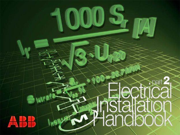 Abb  U2013 Electrical Installation Handbook Part Ii