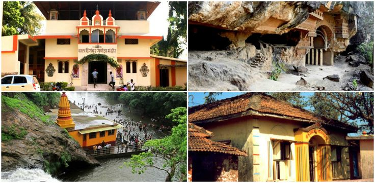 visit holy places in karjat.  #attraction