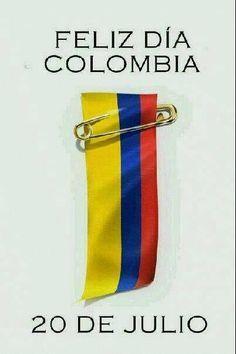 Día de la Independencia de Colombia 20 de julio de