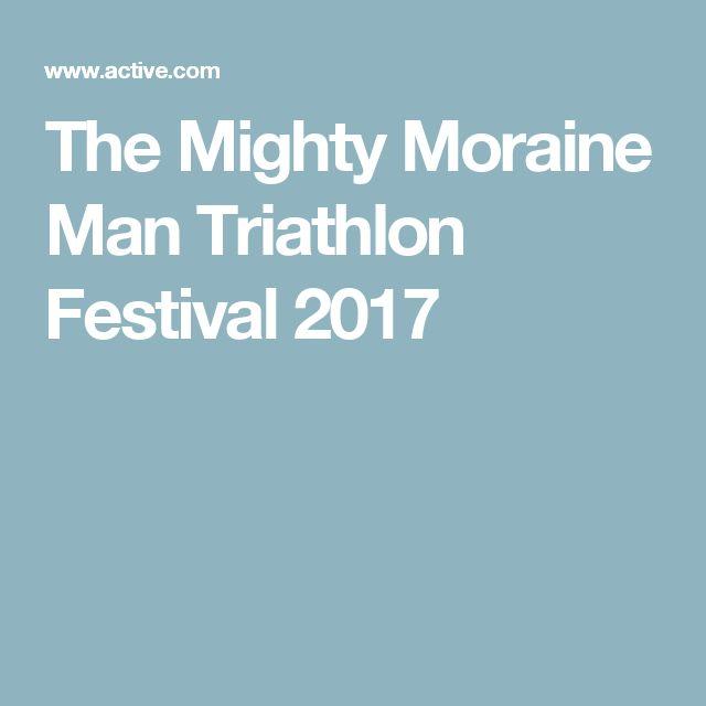 The Mighty Moraine Man Triathlon Festival 2017