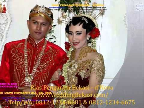 Video Rias MakeUp Pengantin Bekasi-0812 1234 6681 (Tel)-Foto Rias Pengan...
