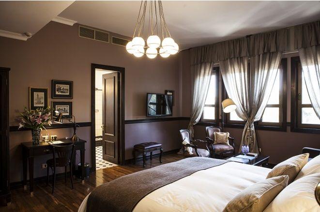 Hotel Castillo Rojo, por Grisanti + Cussen