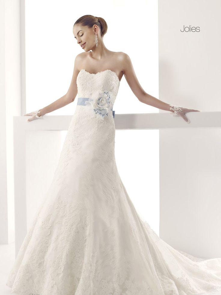 GLAMOUR JOLLIES-9 abiti da sogno, per #matrimoni di grande classe: #eleganza e qualità #sartoriale  www.mariages.it