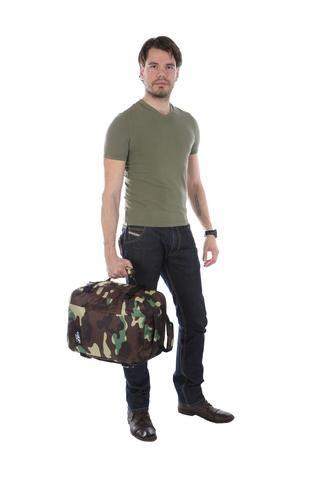 Classic 28L - Ultra light Cabin Bag - Jungle Camo
