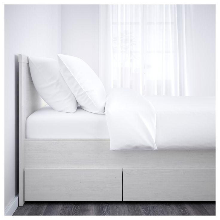 The 25+ best Ikea brusali ideas on Pinterest | Brusali, Ikea queen ...