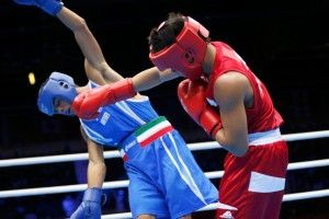 Mark Anthony Barriga Gives Team Philippines Its First Win In London Olympics 2012