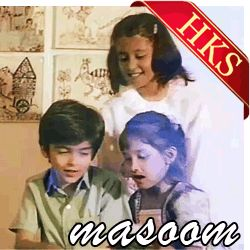Song Name - Lakdi Ki Kaathi Movie  - Masoom (1983) Singer(S) - Vineeta Mishra, Gurpreet Kaur and Gauri Bapat  Music Director - R.D. Burman Cast - Naseeruddin Shah, Shabana Azmi