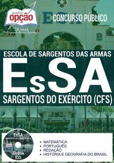 SARGENTOS DO EXÉRCITO (CFS)