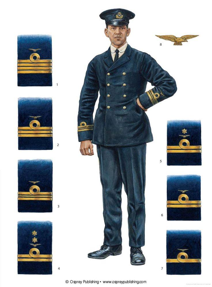 Royal Naval Air Service Pilot 1914-18 - Mark Barber