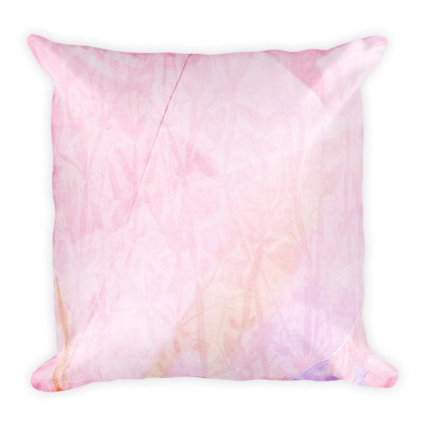 Square Pillow – Pink Accent Throw Pillow     http://classicbeautydesigns.com/product/square-pillow-pink-accent-throw-pillow-2/