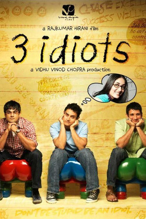 Watch 3 Idiots Full Movie Online